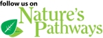 follow us on Nature's Pathways