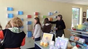 Visit bookstore