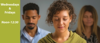 Free Noontime Meditations - Wed & Fri