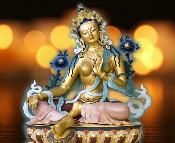Arya Tara - New Statue