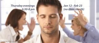Transforming Conflict - Jan 12-Feb 23