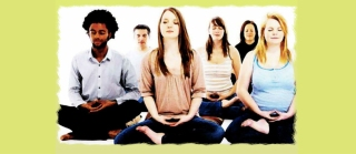 Just Meditate - Sat, Apr 1
