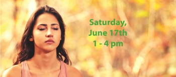 Relaxation Retreat - Sat, Jun 17, 1-4 pm
