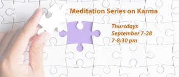 Seeing Inside Our Problems Series - Thursdays, Sep 7-28, 7 pm
